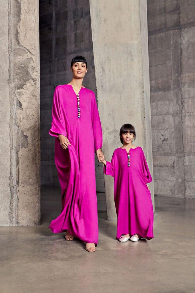 ثوب فرائحيّ آسر للأم وطفلتها