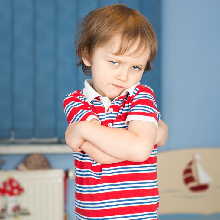Signs You Have a Strong-Willed Child | POPSUGAR Moms