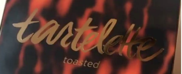 Everything We Know About Tarte's New Toasted Fall Palette So Far