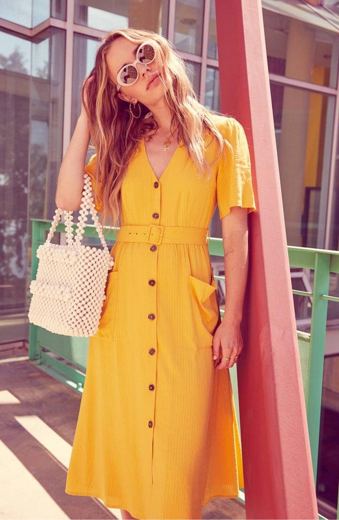 ASTR the Label Charli A-Line Dress