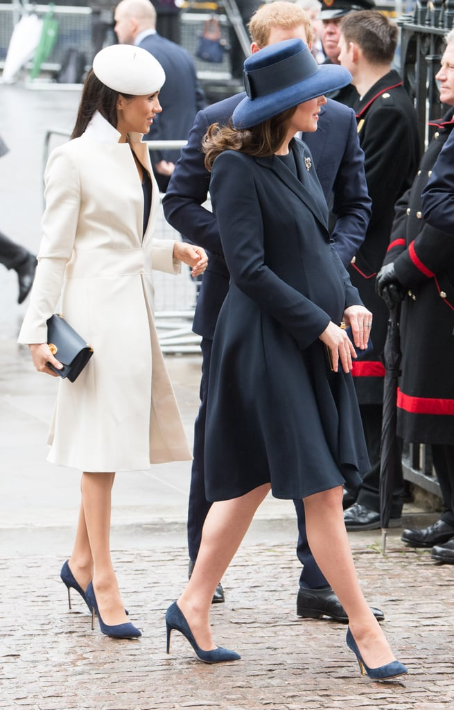 Meghan Markle Wearing Tights