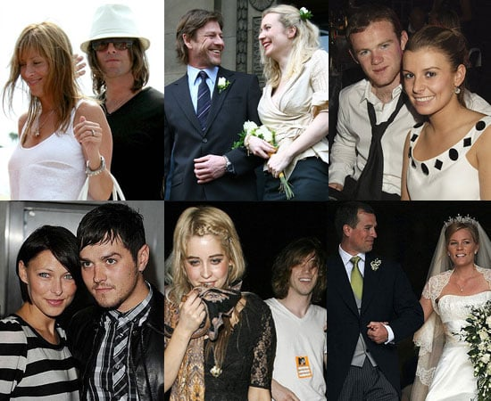 Poll on British Celebrity Couples Who Got Married in 2008