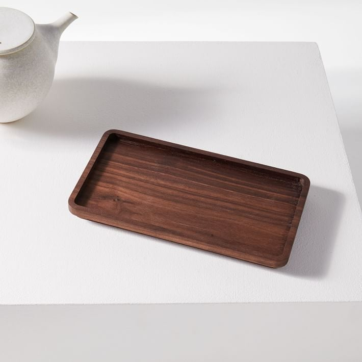Holler Design Wood Coffee Tray