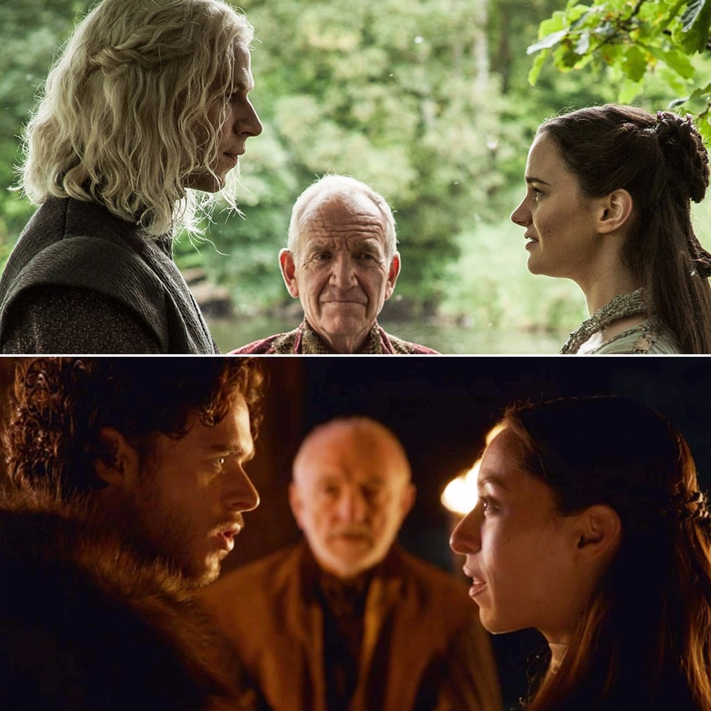 Similarities Between Robb and Lyanna Stark | Game of Thrones