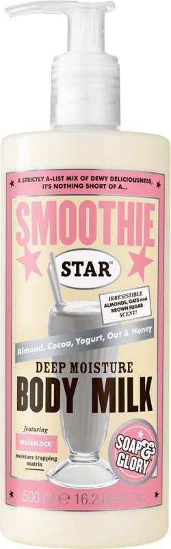 Soap & Glory Smoothie Star Body Milk Lotion