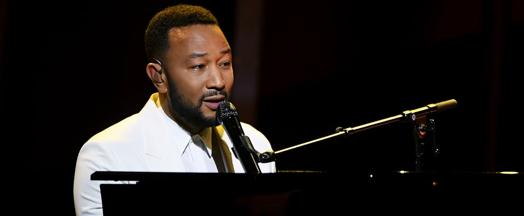 Watch John Legend Perform at the Billboard Music Awards
