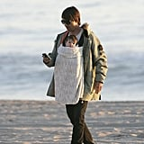 Mini Me: Anthony Kiedis and Everly Bear
