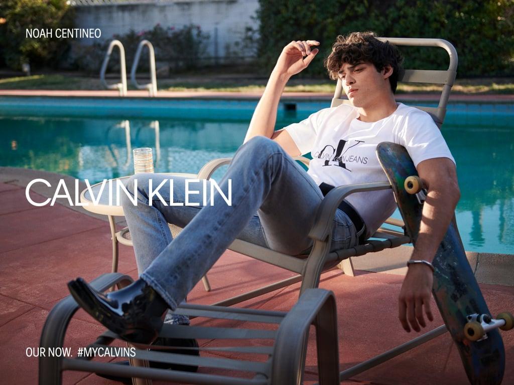 Noah Centineo's Calvin Klein Spring 2019 Campaign Photos