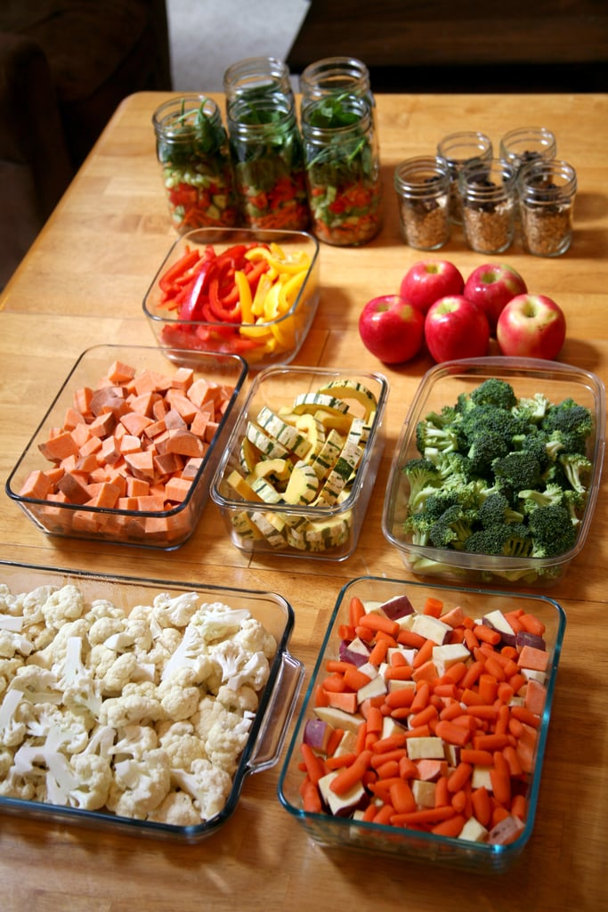 Be Consistent About Meal Planning