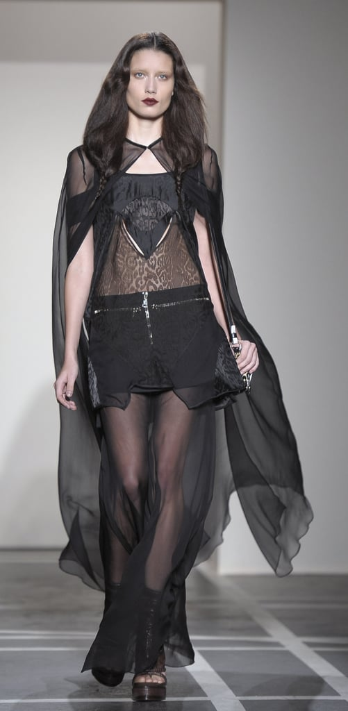 Spring 2011 Paris Fashion Week: Givenchy