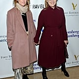 Meryl and Mamie held hands at a charity event in NYC in 2015.