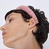 Zara Sparkly Padded Headband