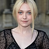 Dakota Fanning at Louis Vuitton Spring 2014