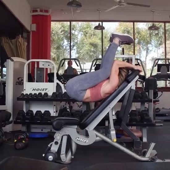 Jillian Michaels's Ab Workout