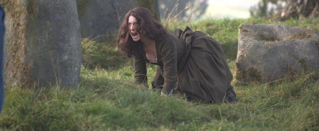 Caitriona Balfe's Best Scenes in Outlander