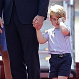 The British Royal Family Germany Tour Pictures 2017
