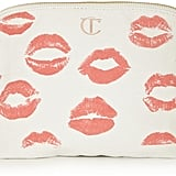 Charlotte Tilbury Printed Cotton-Canvas Cosmetics Case ($20)