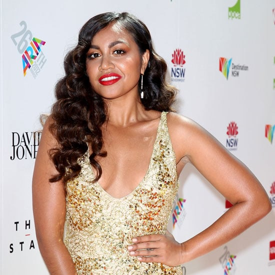 Pictures of Jessica Mauboy at the 2012 ARIA Awards