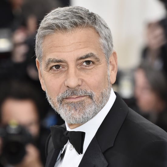 George Clooney's Strange Haircut Tool: What Is the Flowbee?