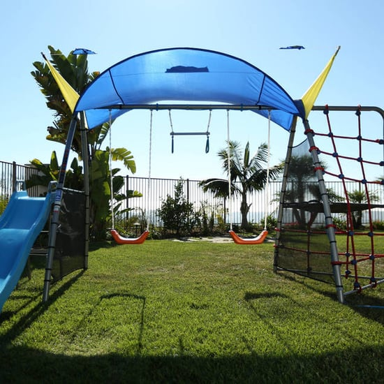 IronKids Refreshing Water Mist Swing Set
