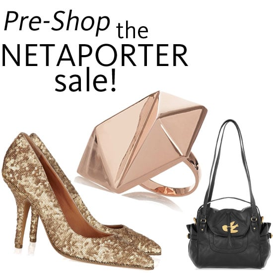 Sneak Peek at the Designer Discounts for Netaporter's Big Online Sale! Valentino, Marc by Marc Jacobs at Half Price
