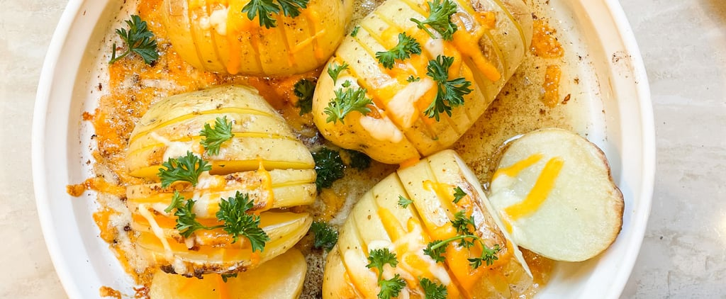 Joanna Gaines Hasselback Potato Recipe and Photos