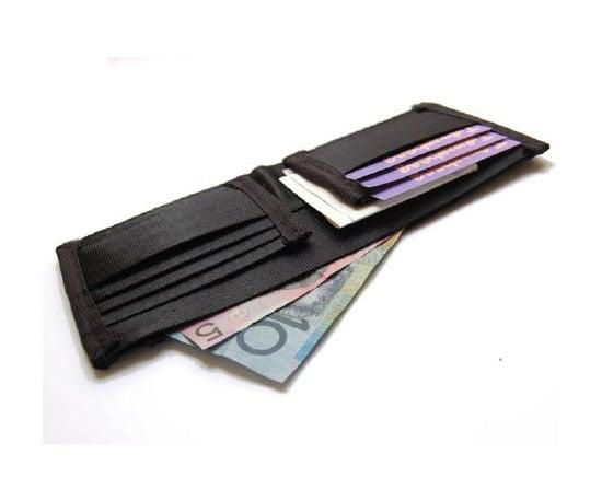 Seatbelt Wallet