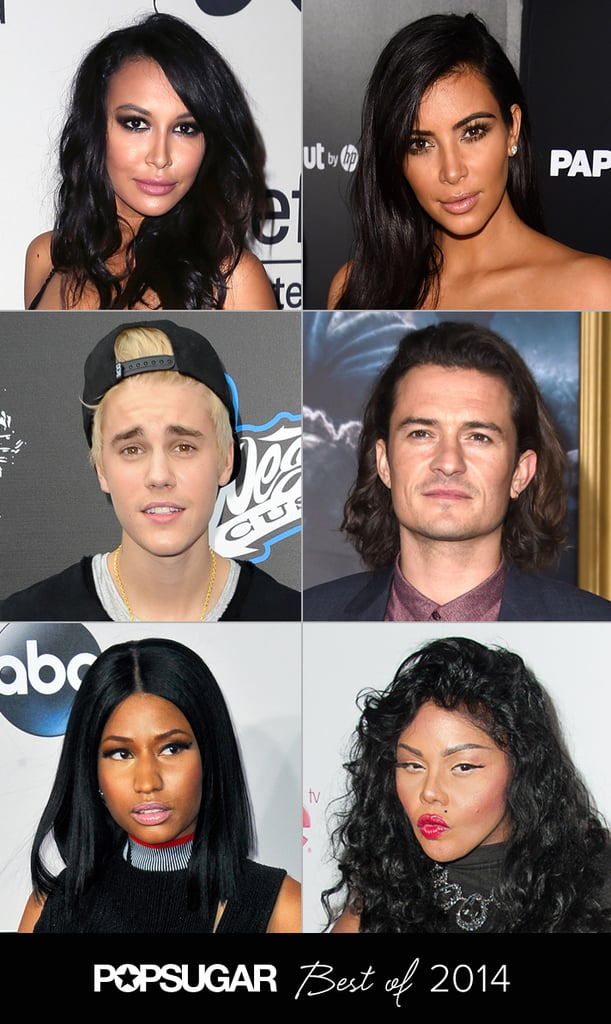 Biggest Celebrity Feuds of 2014 | Poll