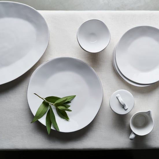 Marin White 16-Piece Dinnerware Set ($117) Shop Now