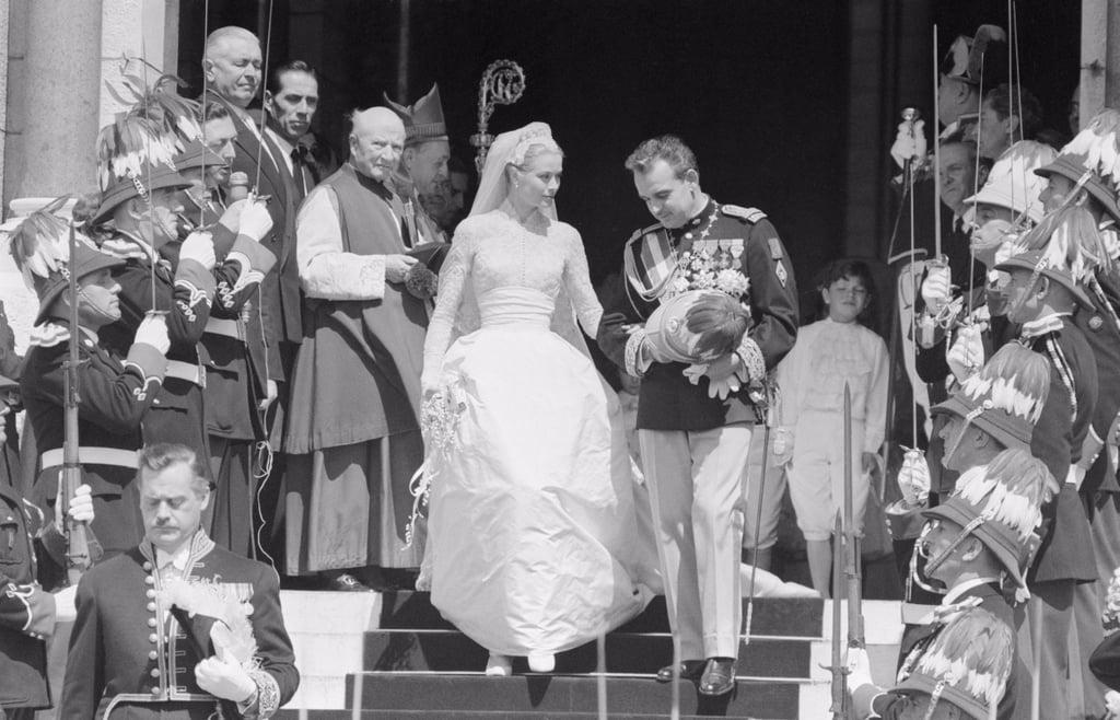 Grace Kelly Wedding Facts