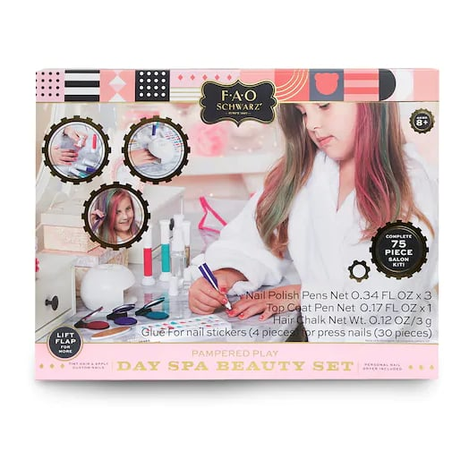 Play Day Spa Beauty Set