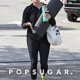 Reese Witherspoon headed to the gym.