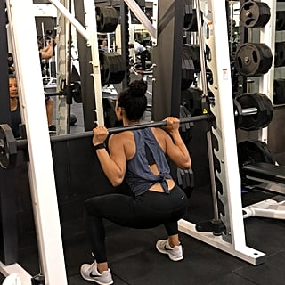 How to Do a Smith Machine Squat