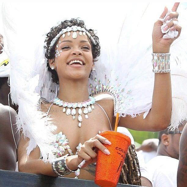 Celebrities: Get Wild in Barbados