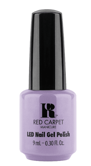 Red Carpet Manicure Gel Polish in Plumetiquette