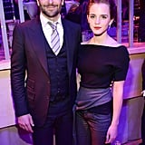 Emma Watson in 2015, With Bradley Cooper