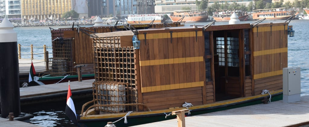 The Middle East's 1st Floating Boutiques Will Be Your New Favorite Shopping Spot