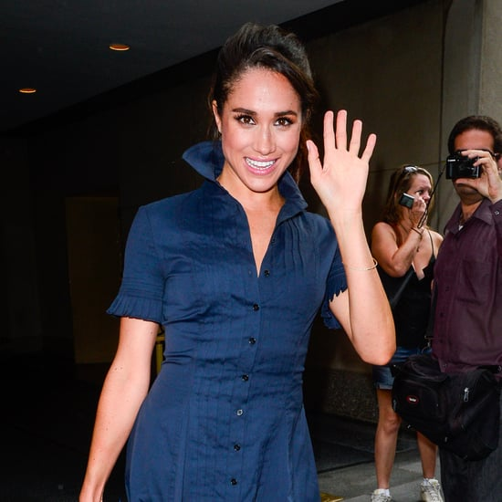 Hat Prinz William Harrys Freundin Meghan Markle getroffen?