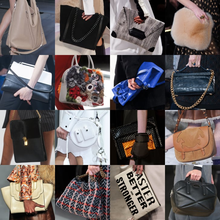 It's the Runway Bags We've Really Been Waiting For . . .