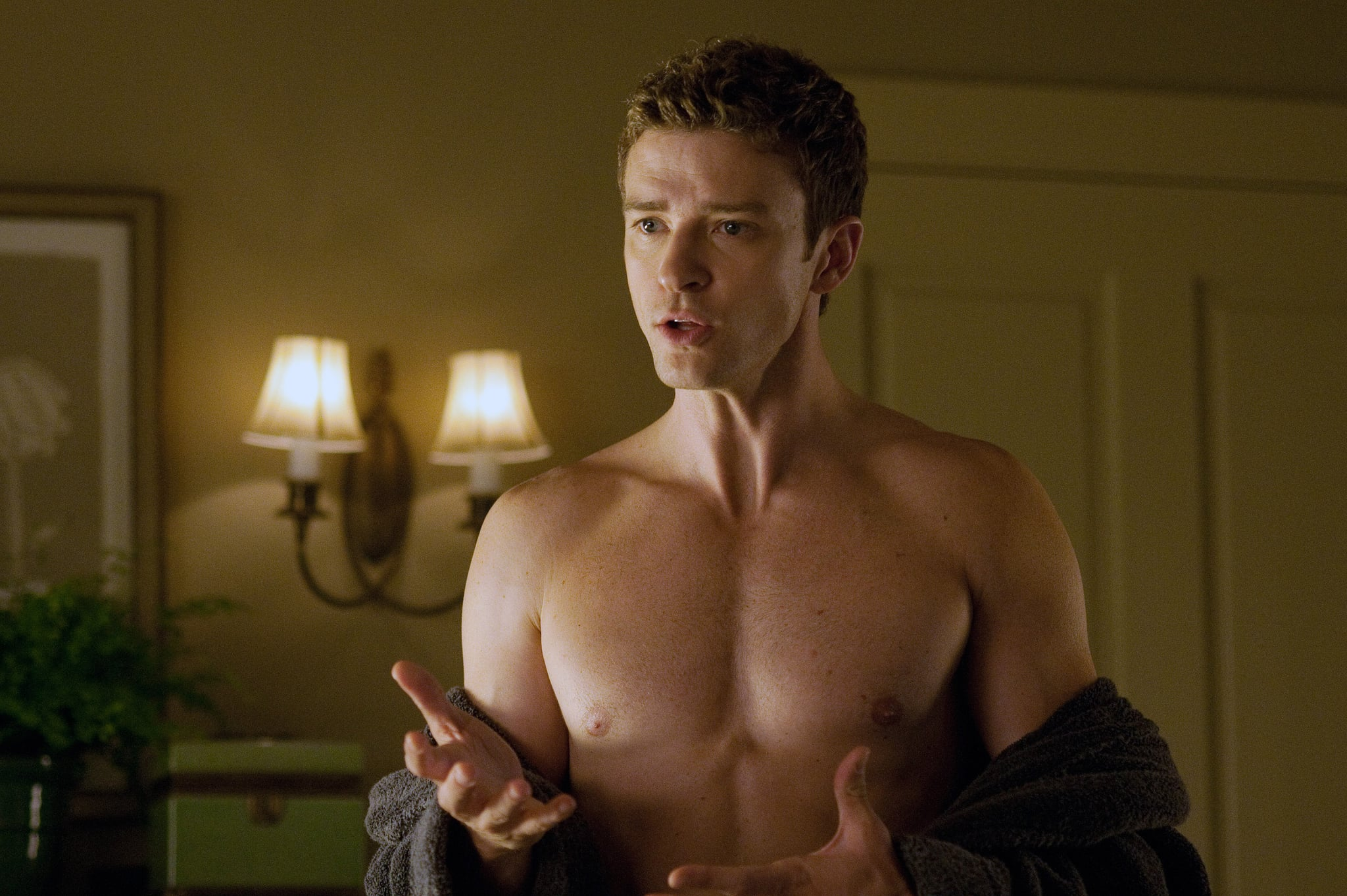 FRIENDS WITH BENEFITS, Justin Timberlake, 2011. ph: Glen Wilson/Screen Gems/courtesy Everett Collection