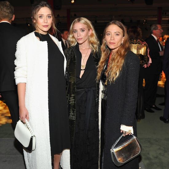 The Olsen Sisters at LACMA Art + Film Gala October 2016