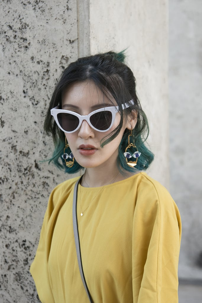 Fall 2020 Hair-Color Trend: Evergreen