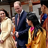 Kate Middleton and Prince William Tour Pictures April 2016
