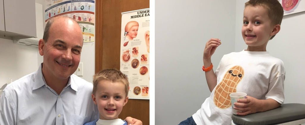 """The Incredible Reason 1 Mom of a Kid With Severe Food Allergies No Longer Has to """"Worry"""""""