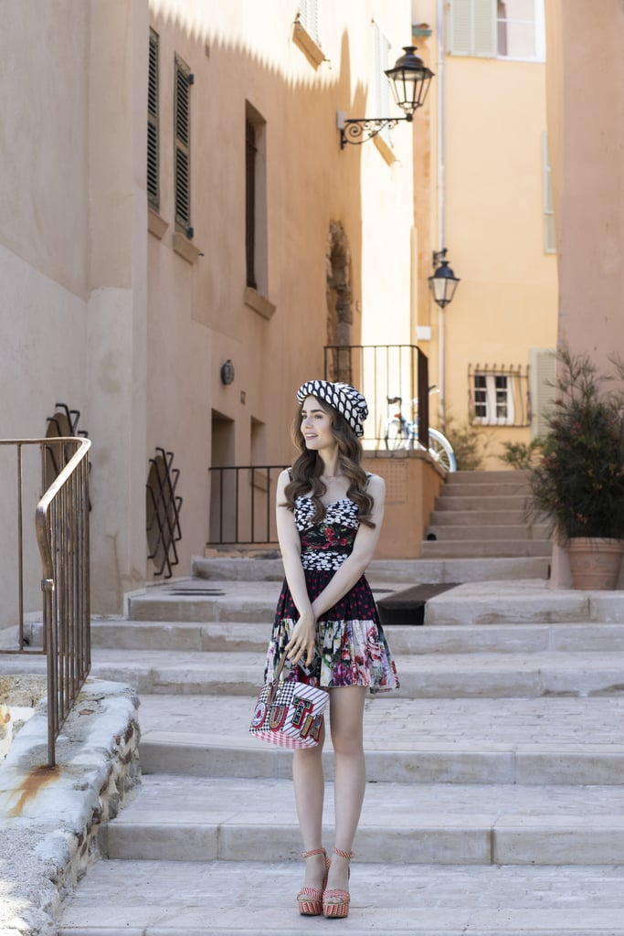 See Lily Collins's Outfits From Emily in Paris Season 2