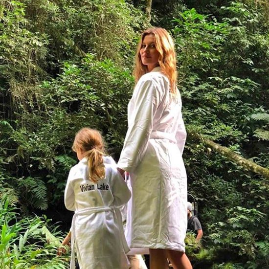 Gisele Bundchen on Adjusting to Motherhood