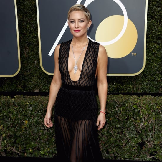 Kate Hudson Golden Globes Dress 2018