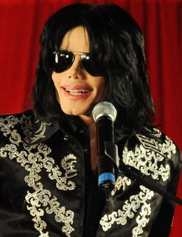 Sugar Bits — Michael Jackson Songs Take Over US Top Ten