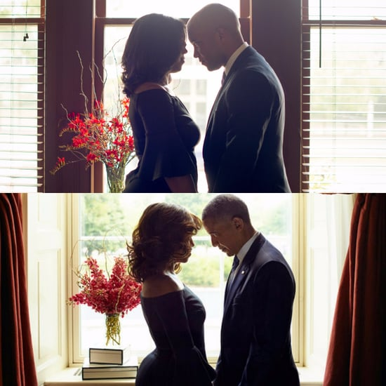 Couple Re-creates Obama Photos For Engagement Shoot