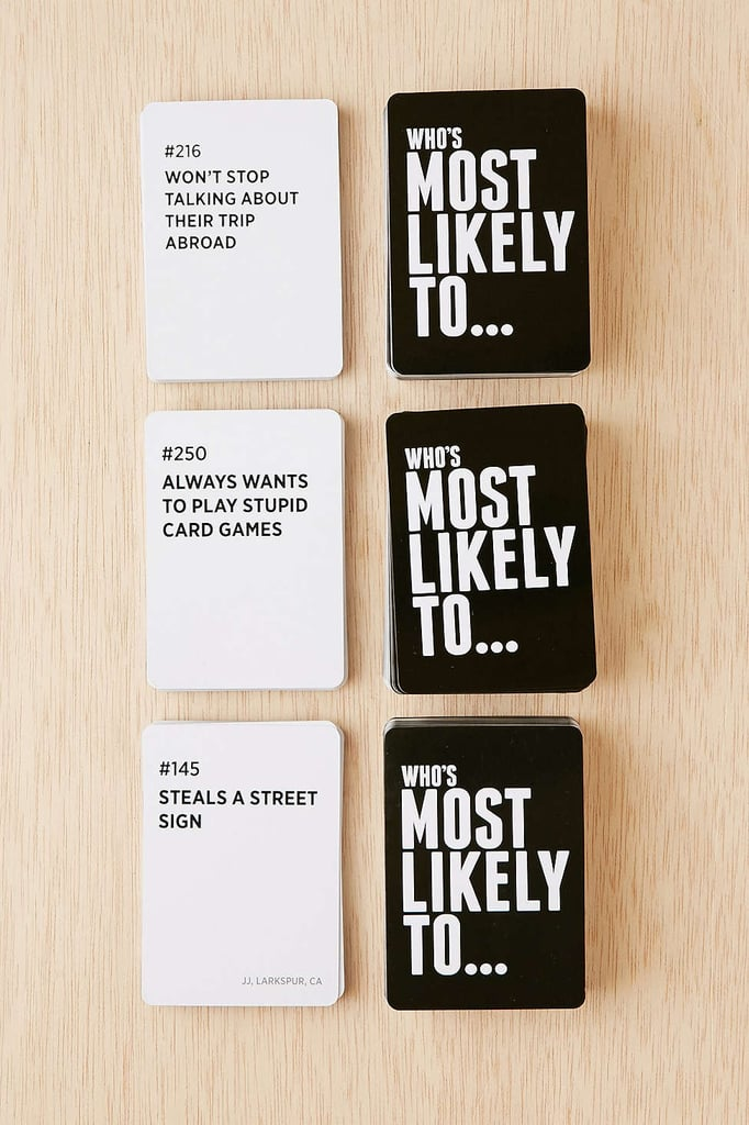 Who's Most Likely To Game ($16)